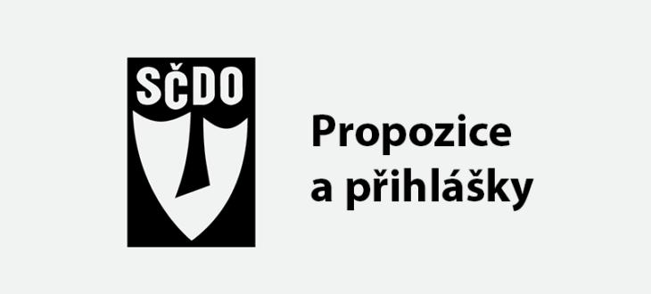 Propozice a přihlášky na přehlídky SČDO 2021
