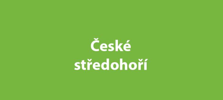 Oblast České středohoří