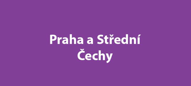 Oblast Praha a Střední Čechy